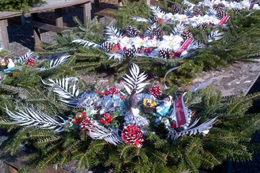 Christmas Grave Blankets For Sale Near Me.J G Brands Christmas Tree Sales Inc New York